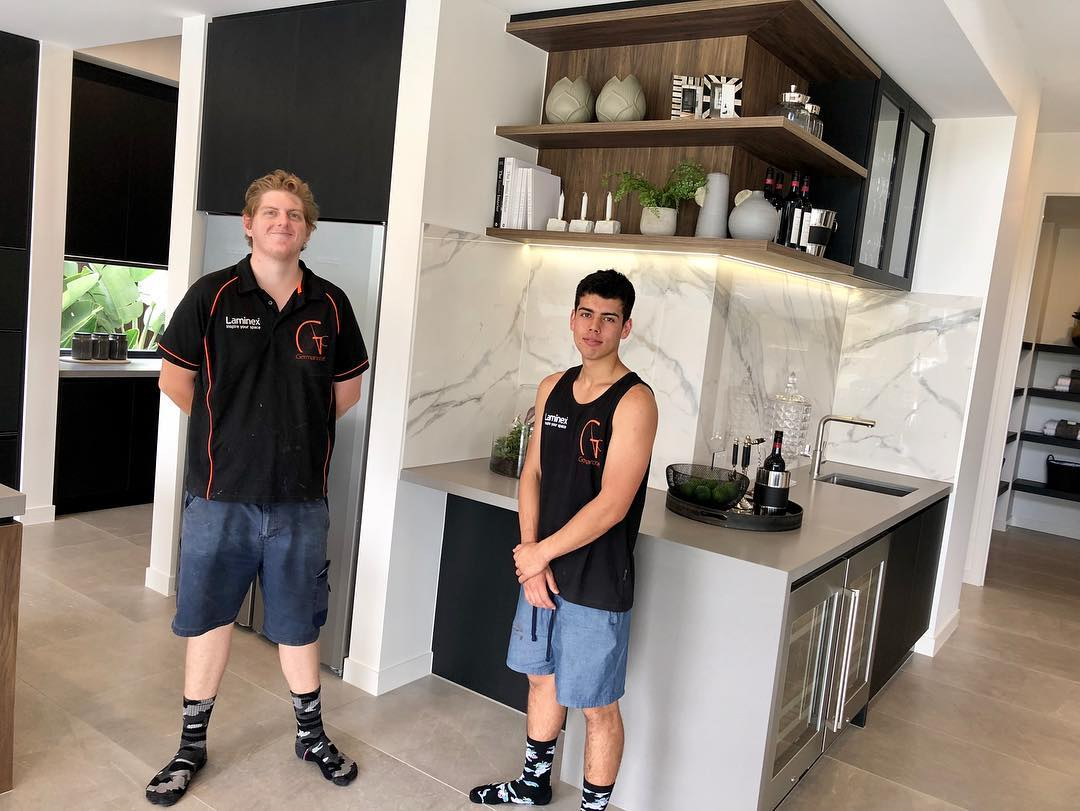 Germancraft Cabinets Apprentices